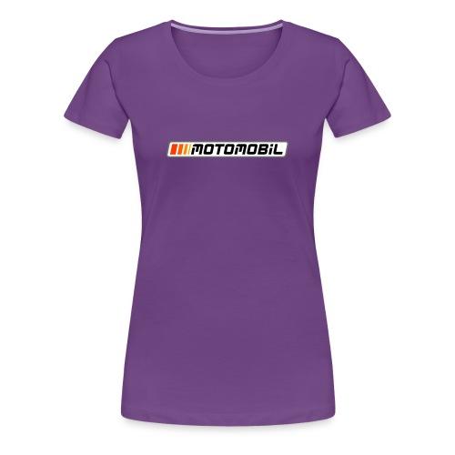Moto-Shirt-03 - Frauen Premium T-Shirt