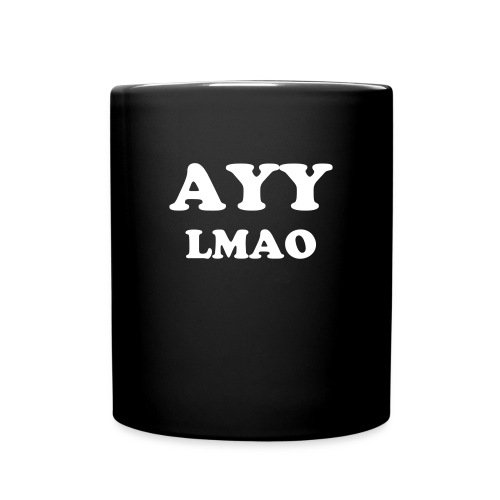 Ayy Lmao mug - Full Colour Mug