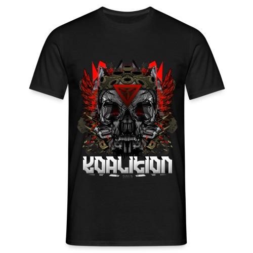 Koalition 2013 T-Shirt Man - Men's T-Shirt