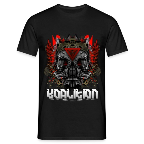 Koalition 2013 T-Shirt Man - Men's T-Shirt