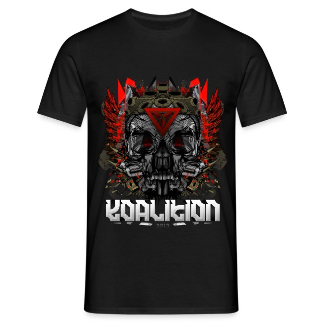Koalition 2013 T-Shirt Man
