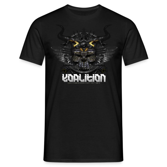 Koalition 2014 T-Shirt Man