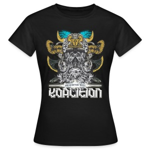 Koalition 2015 T-Shirt Woman - Women's T-Shirt
