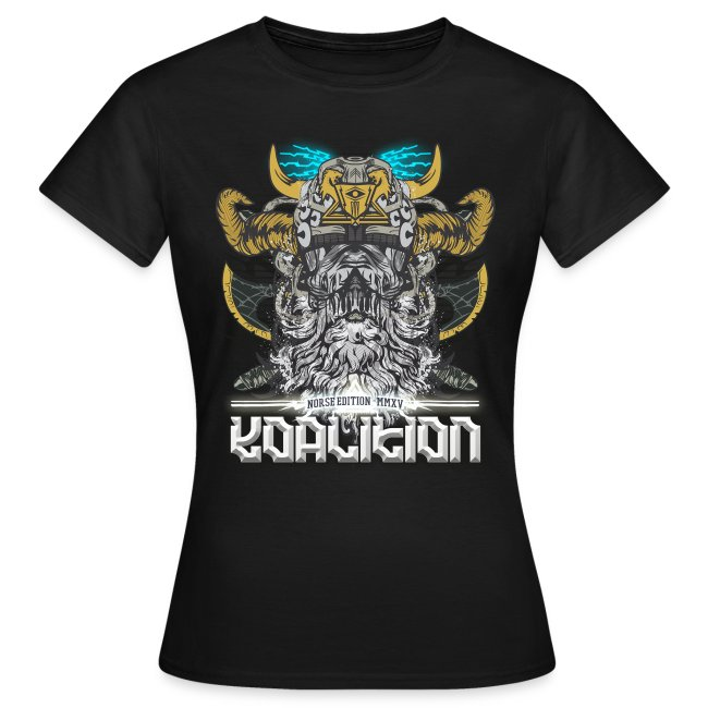 Koalition 2015 T-Shirt Woman
