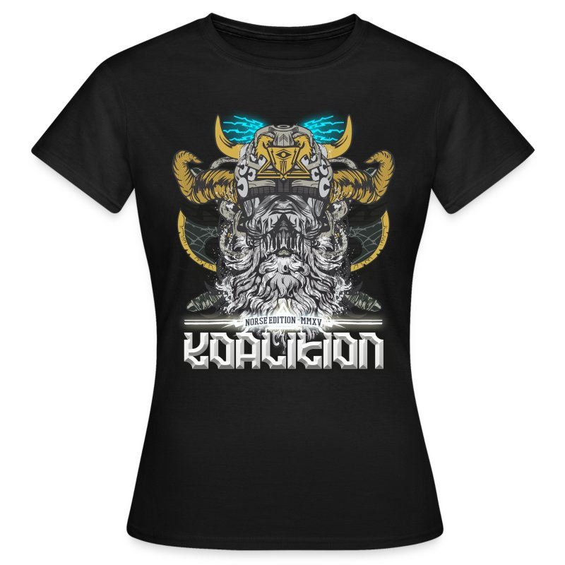 Koalition 2015 T-Shirt Woman - Women's T-Shirt