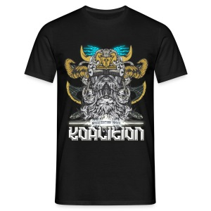 Koalition 2015 T-Shirt Man - Men's T-Shirt