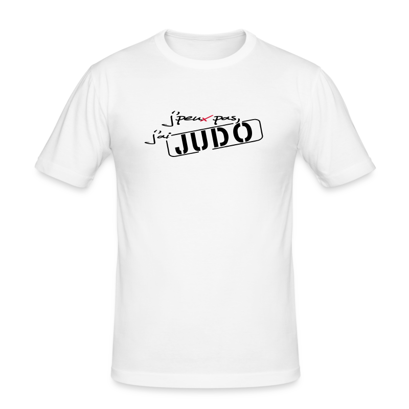 Tee shirt j 39 peux pas j 39 ai judo jpeux pas jai piscine for Tee shirt j peux pas j ai piscine