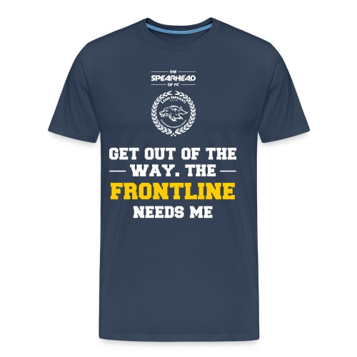 PS2 Frontline Shirt - Men's Premium T-Shirt