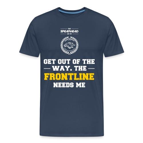 PS2 Frontline Shirt - Men's Premium T-Shirt