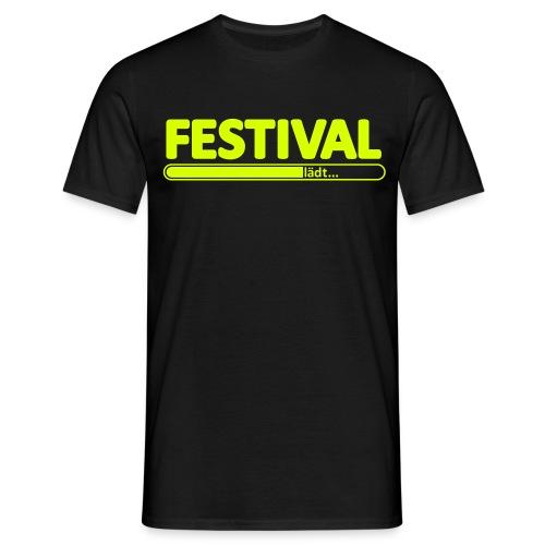 Festivalload - Männer T-Shirt