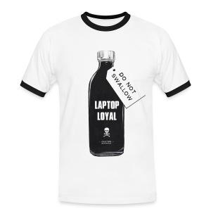 Laptop Loyal - Men's Ringer Shirt