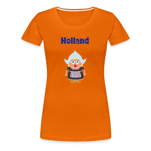 Antje Holland - Women's Premium T-Shirt