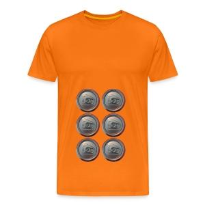 Sixpack - Men's Premium T-Shirt