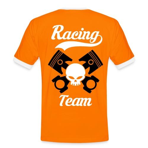 Skull racing team - Men's Ringer Shirt