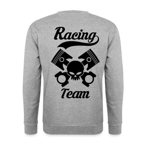 Skull racing team - Men's Sweatshirt