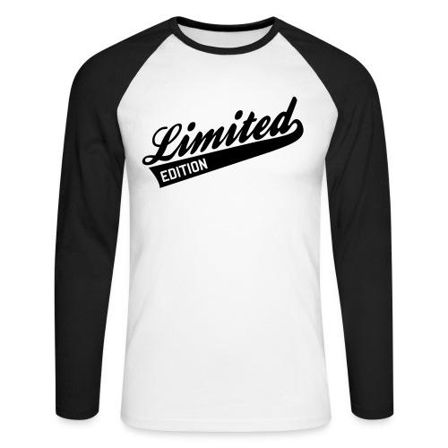 LE Baseball Tee - Men's Long Sleeve Baseball T-Shirt