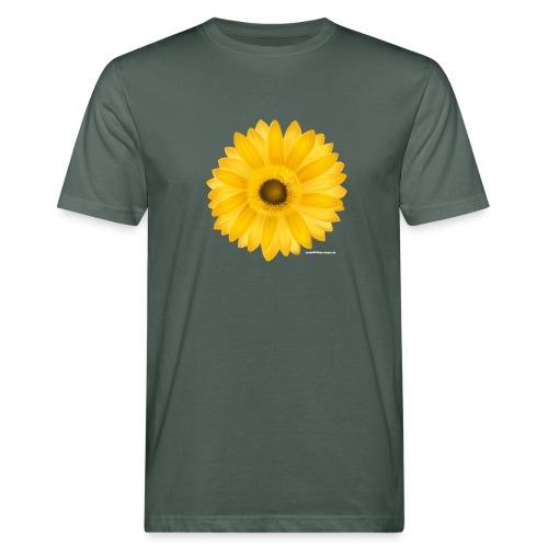 T-Shirt Sunflower - Männer Bio-T-Shirt