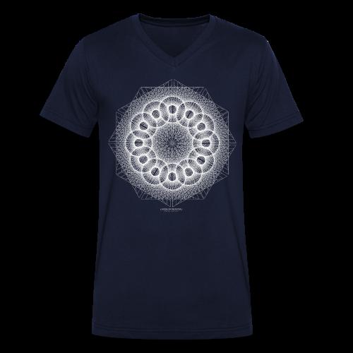 1st moon - T-shirt bio col V Stanley & Stella Homme