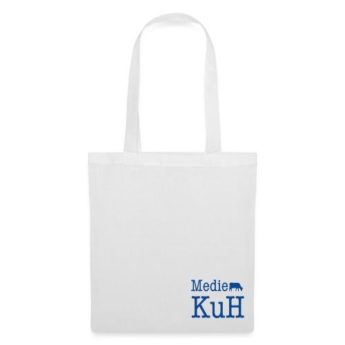 KuH-Logo als Pixelgrafik - Stoffbeutel