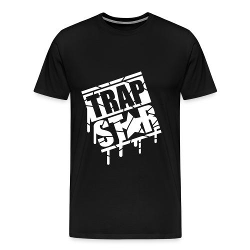 T-shirt TrapStar - Mannen Premium T-shirt