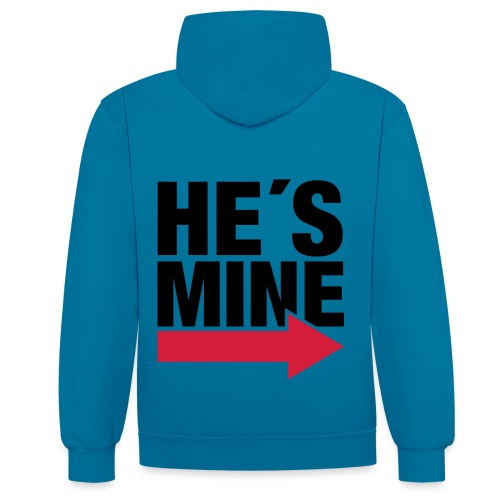 girlfiendshirt - Contrast hoodie