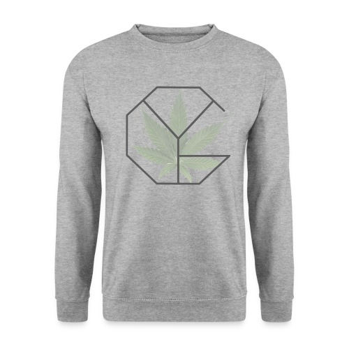 YoungGraphLeaf - Sweater Unisex - Sweat-shirt Homme