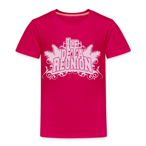 Ile de la Reunion TROPIKAL - T-shirt Premium Enfant