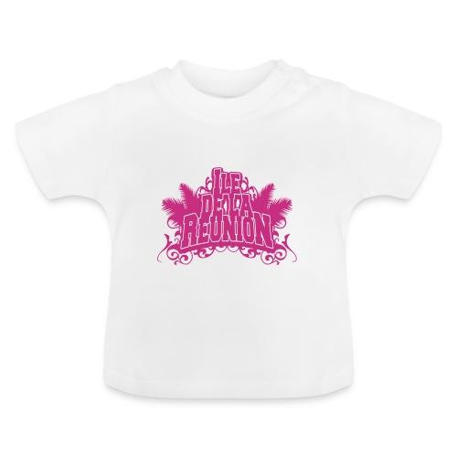 Ile de la Reunion TROPIKAL - T-shirt Bébé