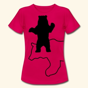 BearWear II - Frauen T-Shirt