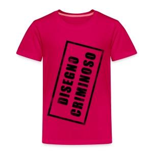 Disegno Criminoso - Kids' Premium T-Shirt