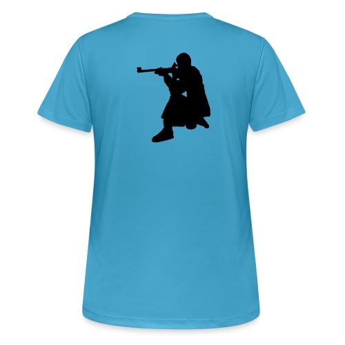 T-shirt sport - T-shirt respirant Femme