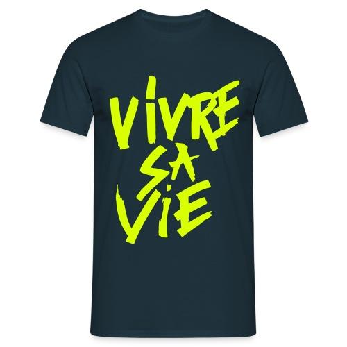 Vivre sa vie - T-shirt Homme