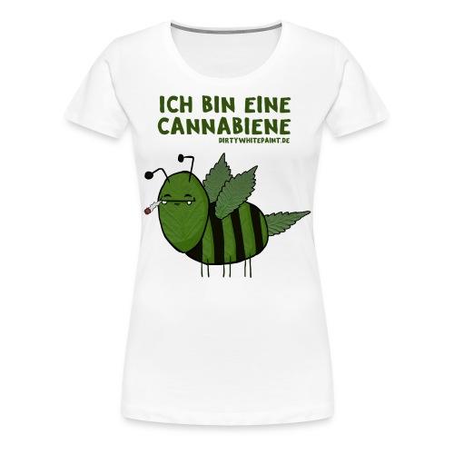 Cannabiene - Girls - Frauen Premium T-Shirt