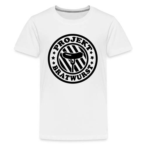 Projekt Bratwurst Teenager - Teenager Premium T-Shirt