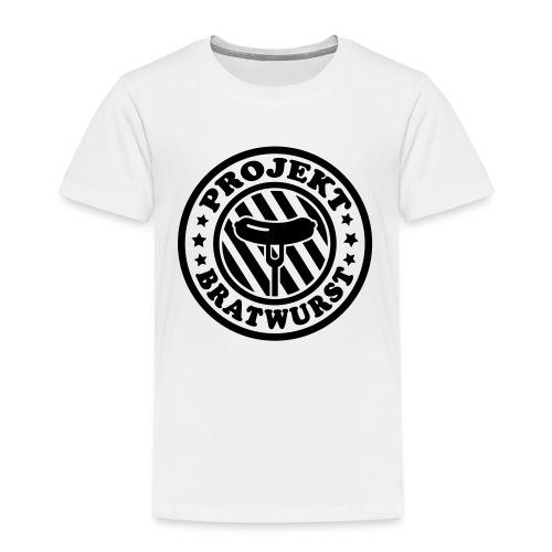 Projekt Bratwurst Kids - Kinder Premium T-Shirt