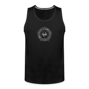 Guts Pie Tank Top male - Männer Premium Tank Top