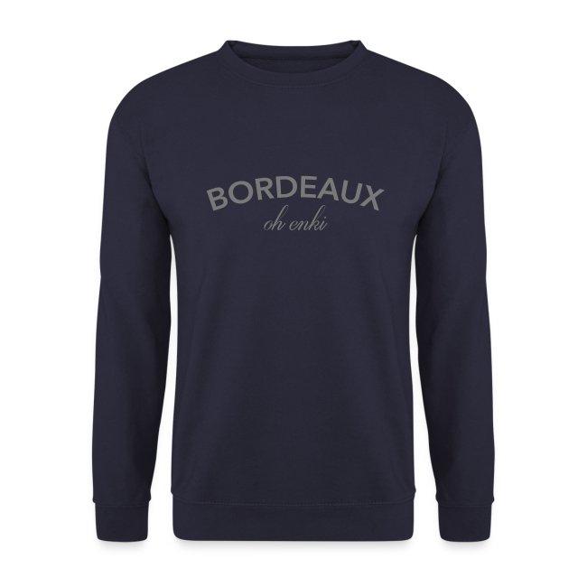 Sweat Belle Homme La Ville Est De Vie Shirt Bordeaux zqxxBtwAnS