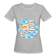 T-Shirts ~ Frauen Bio-T-Shirt ~ Sommerakademie 2015 Shirt Ladies-Cut