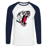 Manches longues ~ Tee shirt baseball manches longues Homme ~ Bouche malinoise