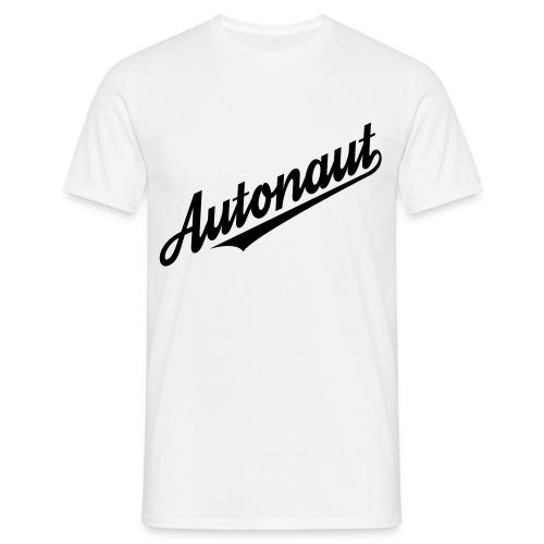 Autonaut script - Men's T-Shirt