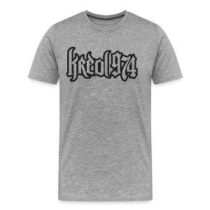 Kreol 974 TROPIKAL - T-shirt Premium Homme