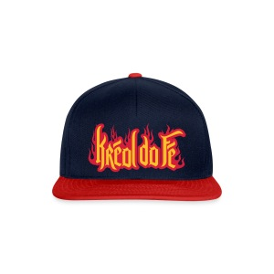 Kreol do fe 974 - Casquette snapback