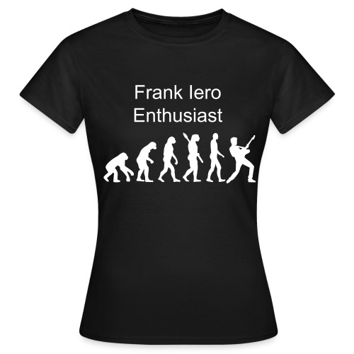 Frank iero top - Women's T-Shirt