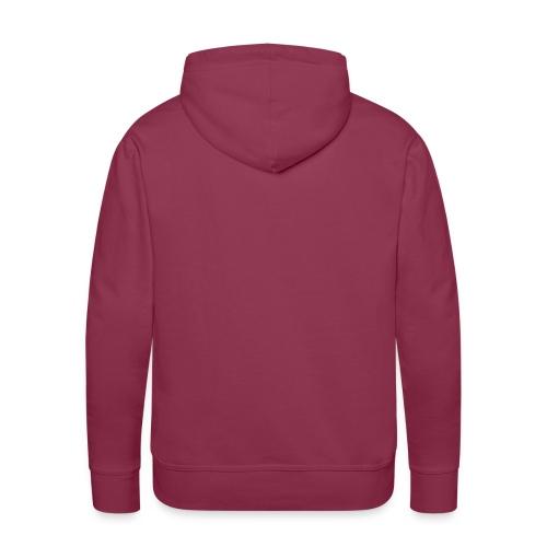 IZQC SWEATER! - Mannen Premium hoodie