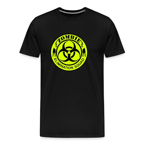 Zombie Killer t-shirt - Männer Premium T-Shirt