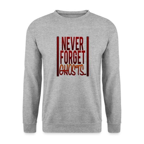 Never Forget... Hoddie - Männer Pullover
