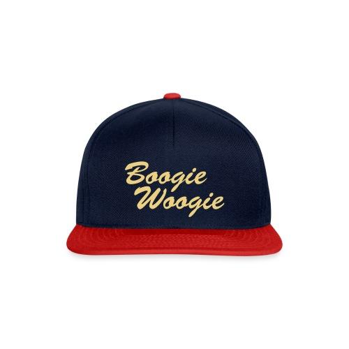 Boogie Woogie – Basecap - Snapback Cap