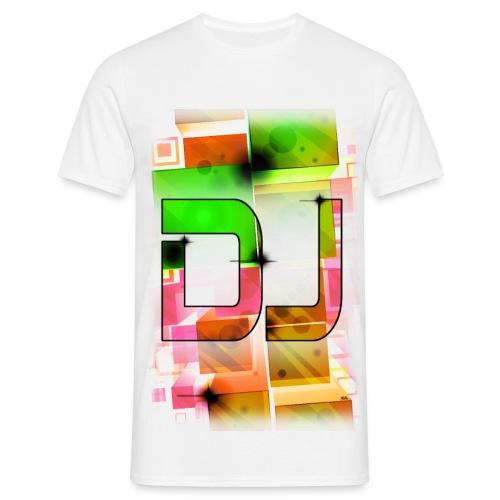T SHIRT OFFICIAL DJ by Florian VIRIOT - T-shirt Homme