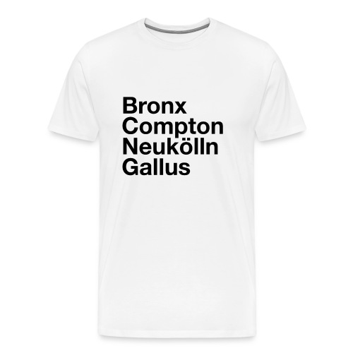Gallus Badboy T-Shirt - Männer Premium T-Shirt