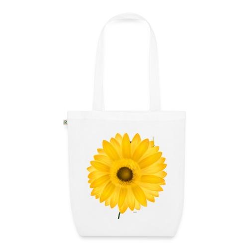 Bio-Stoffbeutel Sunflower - Bio-Stoffbeutel